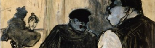 Fino al 25.I.2015 Henri de Toulouse-Lautrec, The Path to Modernism Bank Austria Kunstforum, Vienna